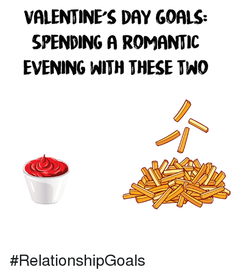 Valentines Day Food Memes M Going To Spend Valentines Day With My