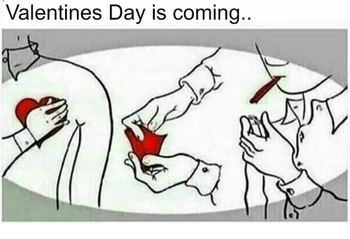 Memes, 🤖, and Valentine: Valentines Day is coming..