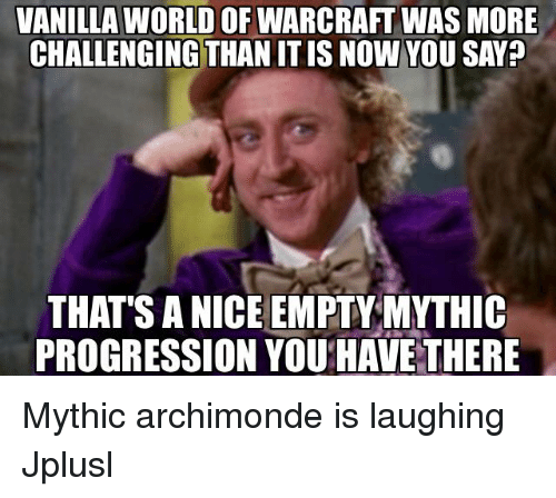25 Best Memes About World Of Warcraft  World Of Warcraft -6286