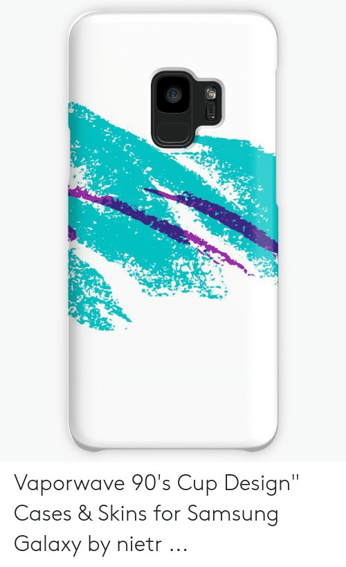 90's Jazz Cup Solo Cup Samsung S10 Case
