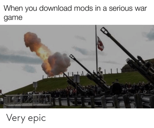 Epic and Very: Very epic