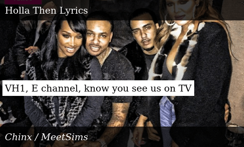 VH1 E Channel Know You See Us on TV | Donald Trump Meme on ME ME
