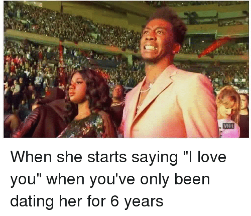 how long before saying i love you when dating