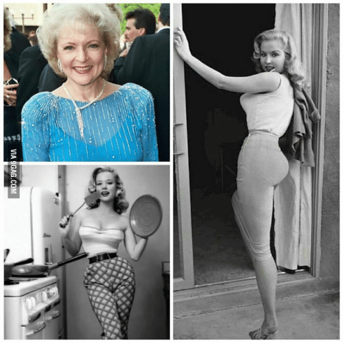 Meghan Mccain Makes You Were At My Wedding Denise A: Betty White Young Pic Meme On ME.ME