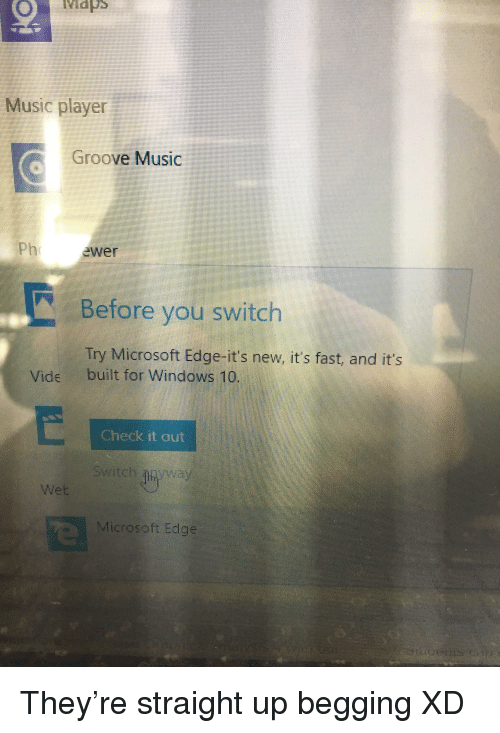 Viaps Music Player Groove Music Ph Ewer Before You Switch