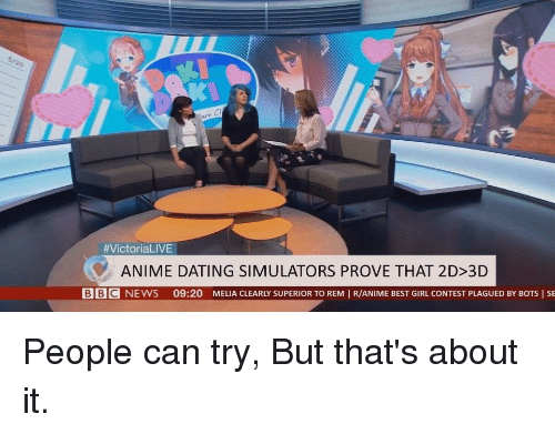 2D dating