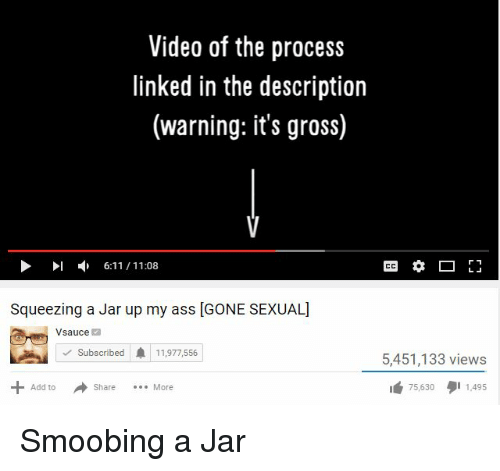 Jar In Ass Video