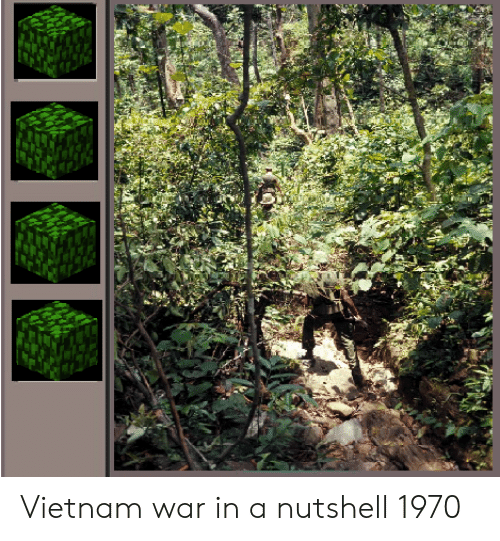 Vietnam, Vietnam War, and War: Vietnam war in a nutshell 1970