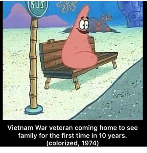 Vietnam War Veteran Coming Home To See Family For The First Time