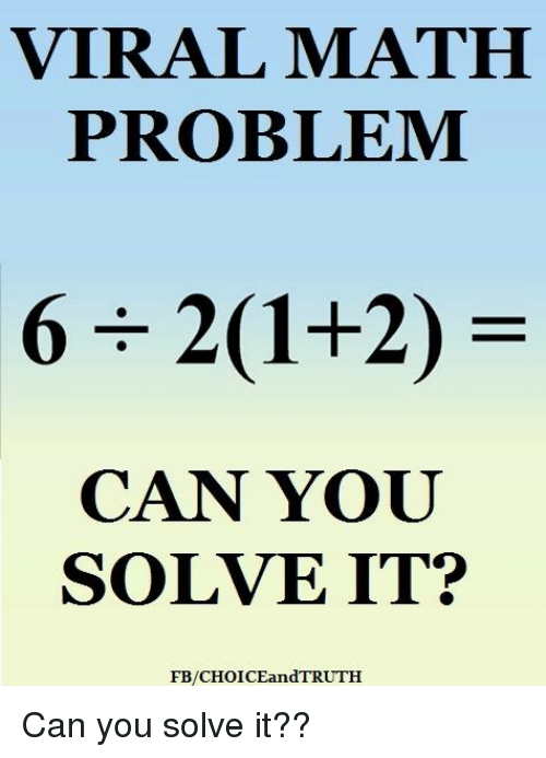 how can i solve this math problem