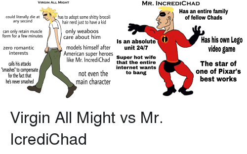 A dril with uncle chad