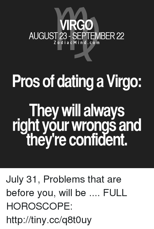 Virgo dating website
