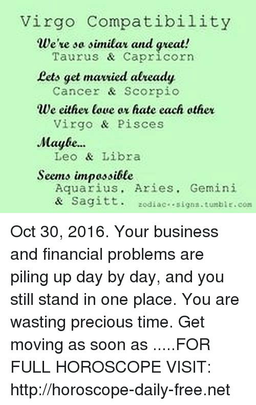 Virgo Compatibility We're So Similar and Great! Taurus