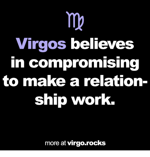 how to make an aquarius and virgo relationship work