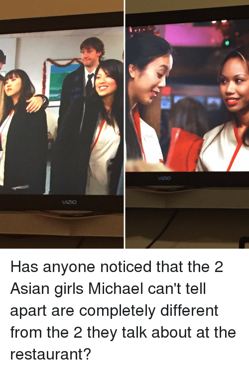 Asian, Girls, and The Office: VIZIO VIZIO Has anyone noticed that the 2