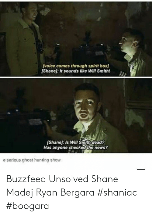 buzzfeed Ghost dating