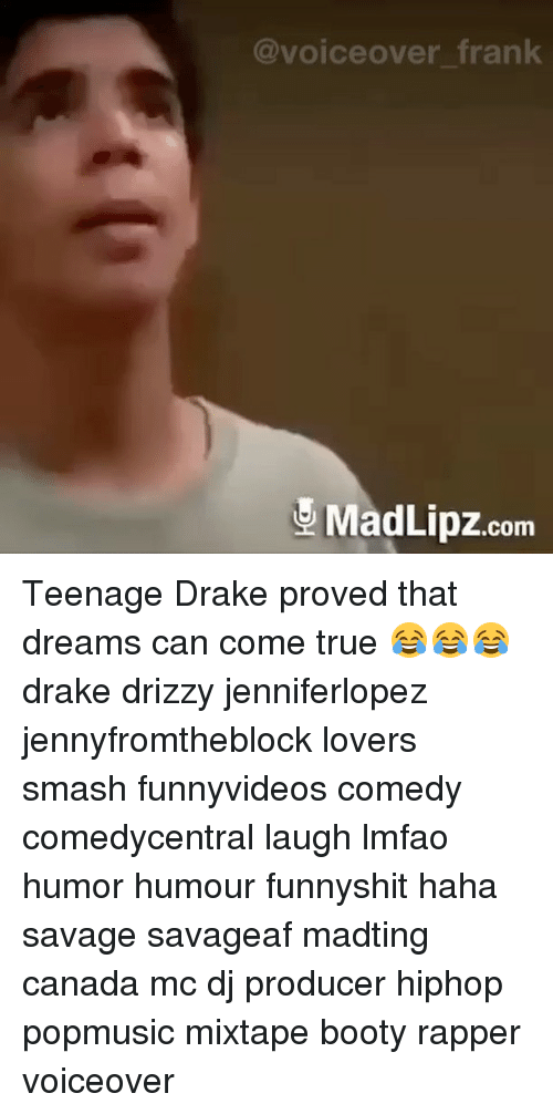 Memes  F0 9f A4 96 And Rapper Voiceover Frank Mage Drake Proved That Dreams