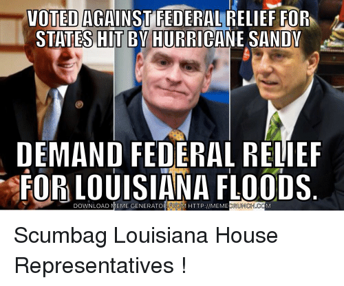 votedagainst federal relief for states hit by hurricane sandy demand 3357658 ✅ 25 best memes about hurricane matthew hurricane matthew memes