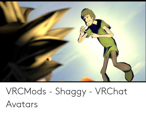 VRCMods - Shaggy - VRChat Avatars | Shaggy Meme on ME ME