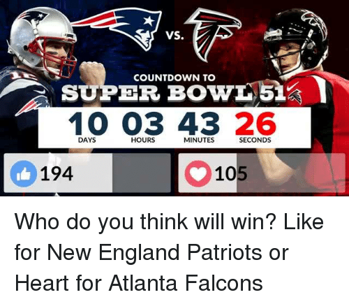 vs countdown to 10 03 43 26 hours minutes seconds 12996319 25 best falcon memes atlanta falcon memes, scaling memes, falcons