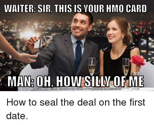 how to seal the deal online dating Seven signs she's ready to take she keeps giving you what you think are signals that she's ready to seal the deal and if we've been dating for a few.