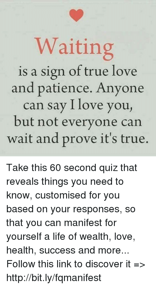 True love quiz for couples