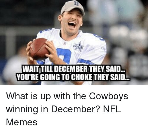 They Said What: 25+ Best Memes About Cowboys Winning