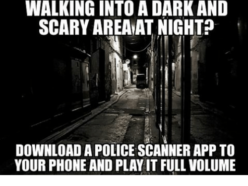 get scared everyones out to get me download