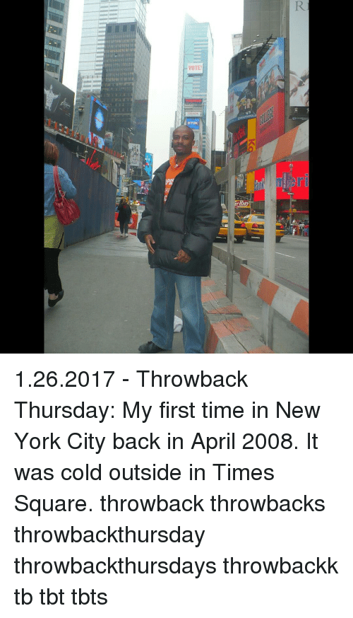 First Time Squares