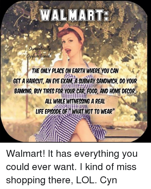 Walmart On Fagebo The Only Place On Earth Where You Can Banking Buw