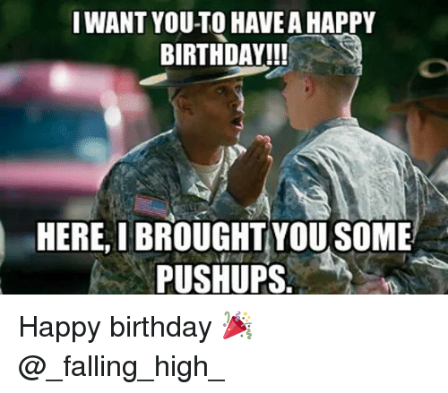 WANTYOUTO HAVEA HAPPY BIRTHDAY!!! HERE I BROUGHT YOU SOME
