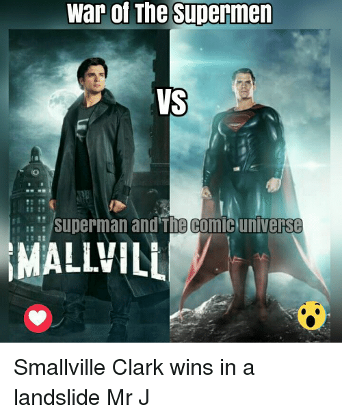 War Of The Supermen VS Superman And The Homic Universe