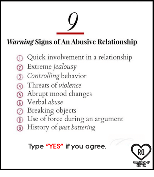 Signs of jealousy in a relationship