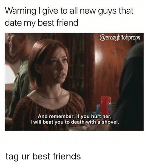 Gathers friend dating