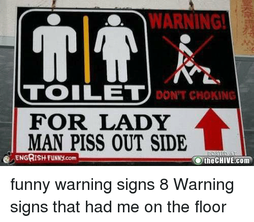 25 best funny warning signs memes knocking sound memes warning