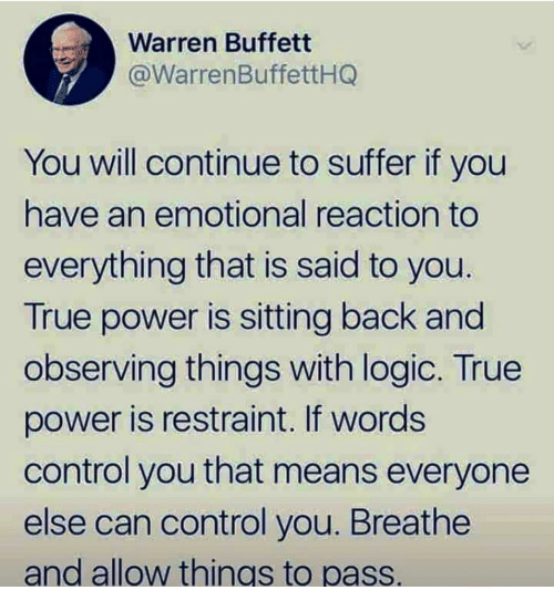 Image result for warren buffett quotes suffer