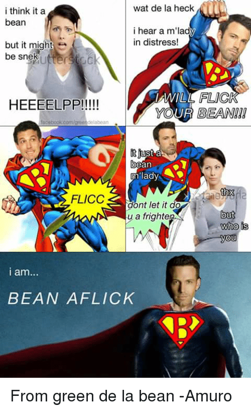 Flick The Beans Movie