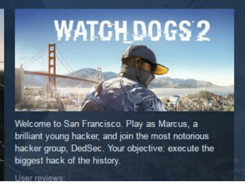 watch dogs 2 welcome to san francisco play as marcus 2795511 ✅ 25 best memes about watch dogs 2 watch dogs 2 memes