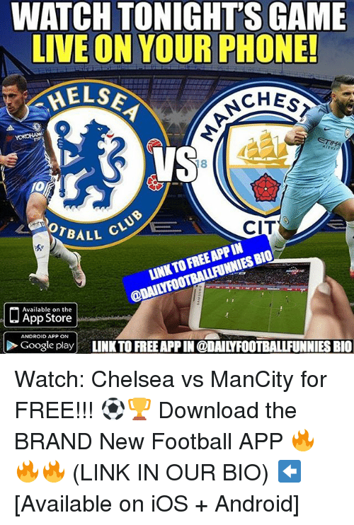 WATCH TONIGHTS GAME LIVE ON YOUR PHONE! HELSE CHES VS CIT