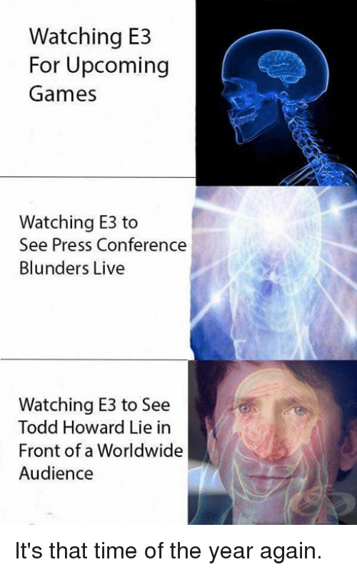 Image result for TOdd Howard Lies