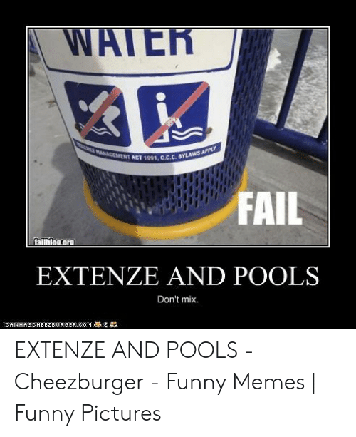 Water Act 1991 Ccc Bylaw Fail Fallbloaor Extenze And Pools Dont Mix