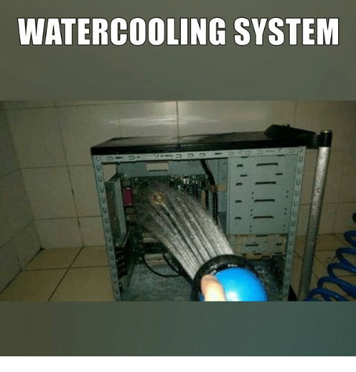 Cooling For Computer Room