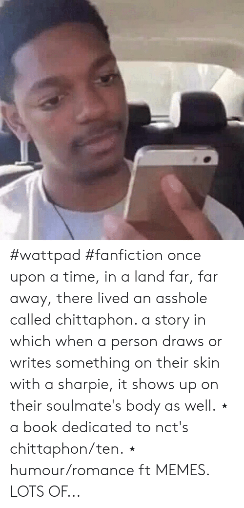 Wattpad #Fanfiction Once Upon a Time in a Land Far Far Away There
