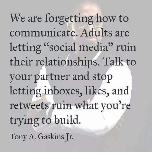 how to communicate with adults