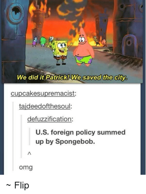 we did it patrick we saved the city cupcakesupremacist taideedofthesoul 8006533 ✅ 25 best memes about we did it patrick we saved the city we