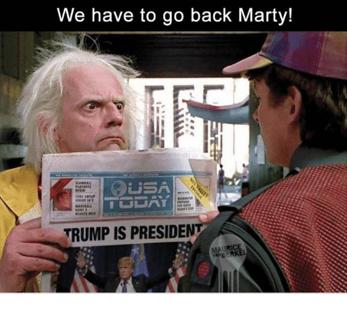 Memes And We Have To Go Back