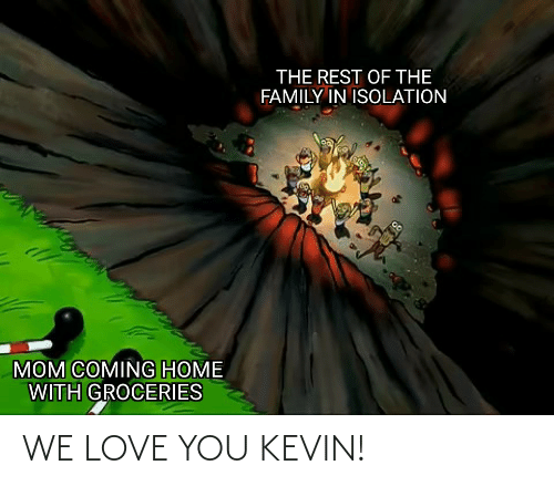 Love, You, and Kevin: WE LOVE YOU KEVIN!