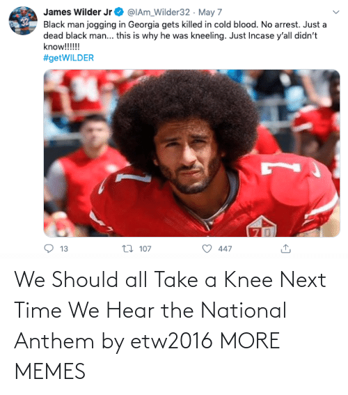 Dank, Memes, and Target: We Should all Take a Knee Next Time We Hear the National Anthem by etw2016 MORE MEMES