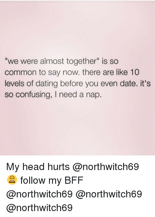 Stage Two: Dating