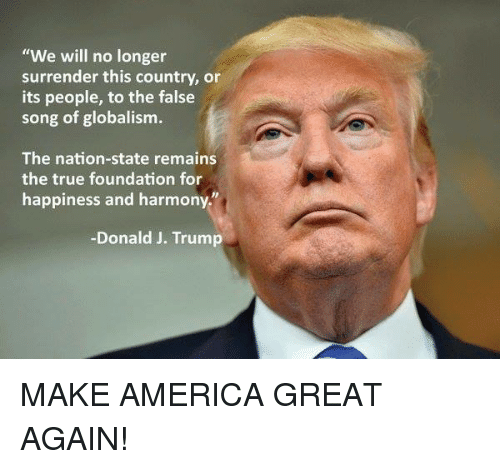 Image result for America Is No Longer A Nation